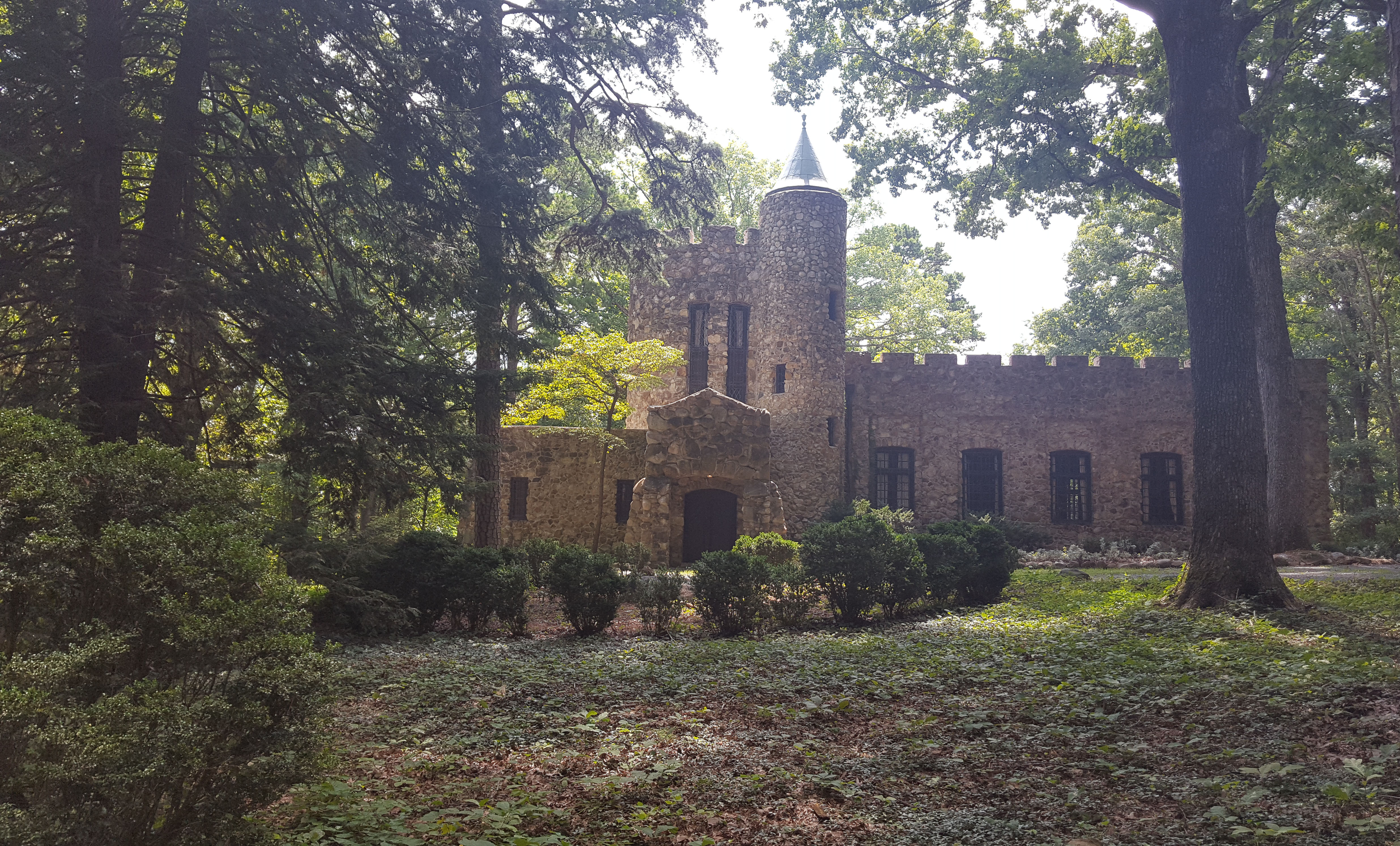 Gimghoul Castle in at UNC Chapel Hill