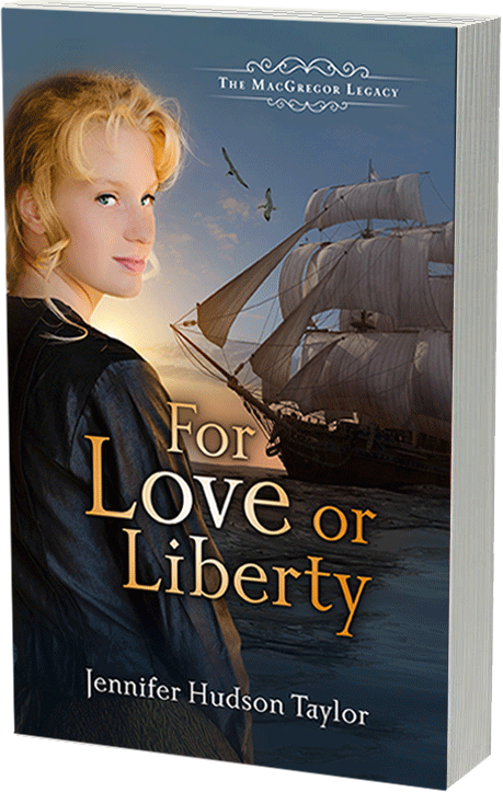For Love or Liberty book cover