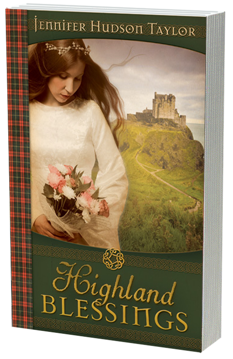 Highland Blessings book cover
