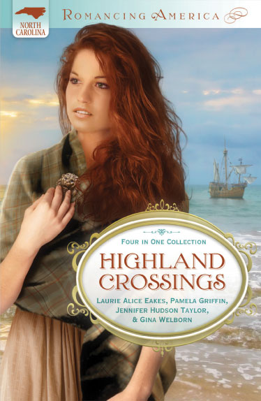 Highland Crossings book cover