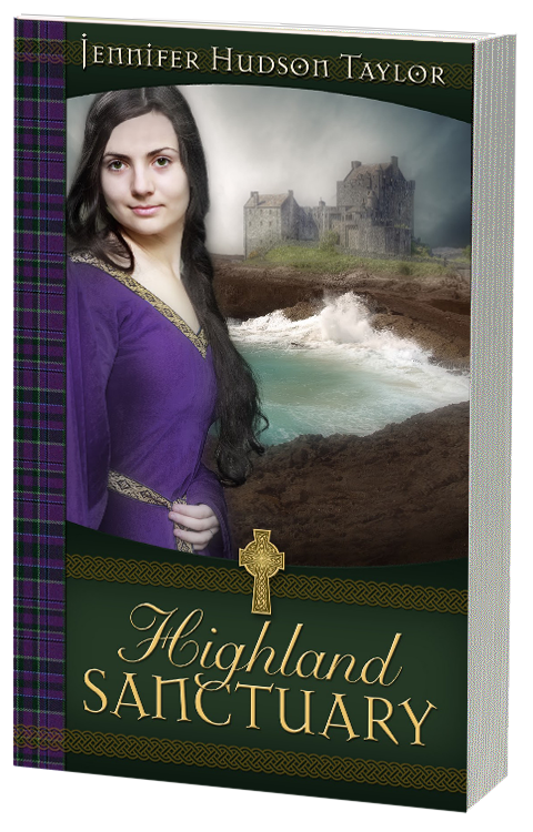 Highland Sanctuary book cover