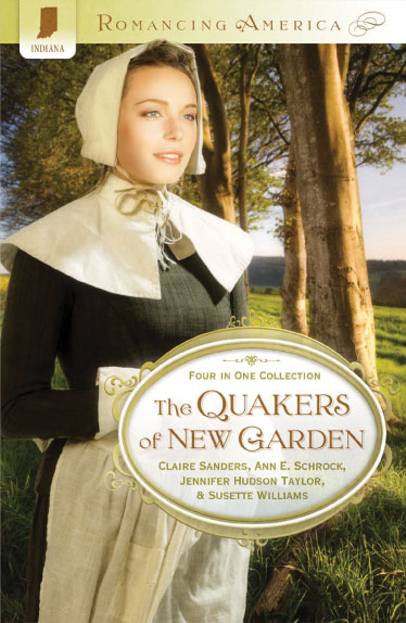 Quakers of New Garden book cover