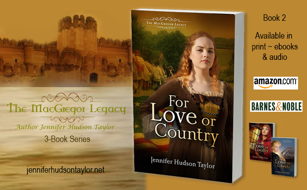 For Love or Country, Book 2